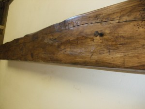 Rustic Oak Beam