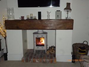 Large Fireplace Ebeam