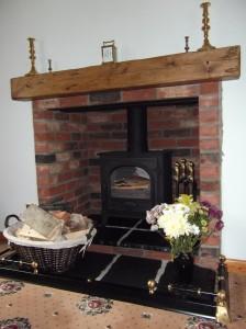 6x4 Fireplace Beam