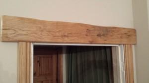 Oak Facia For Doorway
