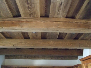 Ceiling Beams And Boards