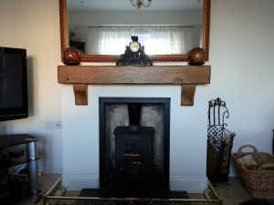 Beam With Curved Corbels