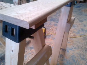 Oak Sill Rounded